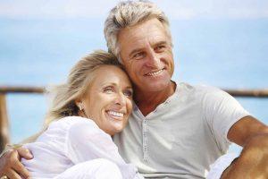 Older Couple Dental