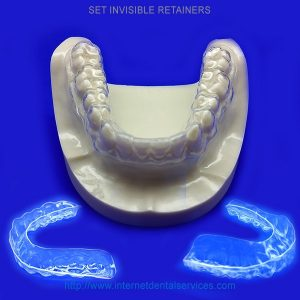 Set Invisible Retainers